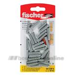 Fischer DHZ SX 5x25 KP K pluggen (25x) 58105