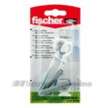 Fischer DHZ UX8x50RH universeelpluggen+withaak(2x)