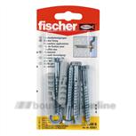 Fischer DHZ WL 7x60 K Radiator bevestiging 82651