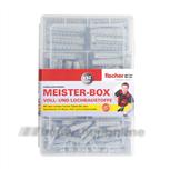 Fischer DHZ box met gk/gipsplaatpluggen+schr518528