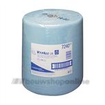 Poetsdoeken WypAll L20 [1000x] blauw 7240