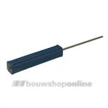 Inslaghulpstuk 316 UNI-Flex plug 392100 blauw