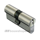 dom plura profielcilinder euro-dubbel 85 mm 333 1015