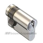 dom plura profielcilinder euro enkele cilinder 333h gelijksluitend