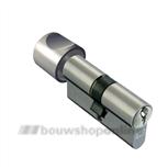 dom plura profielcilinder euro-knopcilinder (2x) 333k6 gelijksluitend