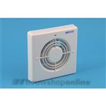 ventilator badkamer/toilet cr120T - 120mm Timer