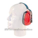 gehoorbescherming M-safe 32826000ST rood snr25dB