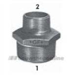 Zeskant Nippel Zn Fig.245 3/4X1/2In