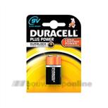 Duracell rechthoekblok [1x]6LR61/9VMN1604 batterij