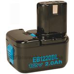 Hitachi EB1220BL 2Ah accu voor 12V machine