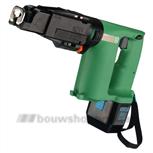 Hitachi Schroefmachine snoerloos wf4dy(bfk) 12 V