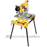 DeWalt DW743N-QS tafel- en verstekzaagmachine