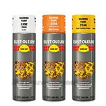 Rust-oleum Markeerverf Geel 500ML 2344