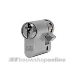 profielcilinder winkhaus enkel nikkel serv xr02n 30mm skg**