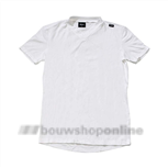 Sibex thermisch isolerend hemd korte mouwen wit 12.140 M