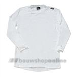 Sibex thermisch isolerend hemd lange mouwen wit 12.130 XL