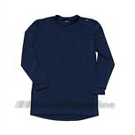 Sibex thermisch isolerend hemd lange mouwen navyblauw 12.130 L