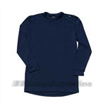 Sibex thermisch isolerend hemd lange mouwen navyblauw 12.130 XL