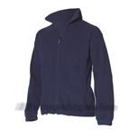 ROM88 fleece vest FLV-320 navyblauw L