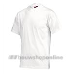 ROM88 T-shirt katoen wit 190gr XL