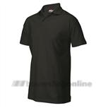 ROM88 polo-shirt katoen/polyester pique PP-180 zwart M