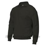 ROM88 polo-sweater Psb-280 zwart S