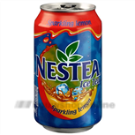 Nestea ijsthee lemon 24 x 0.33 L in blik