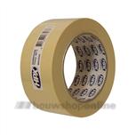 afplak-(masking)tape 50 mm x 50 m creme