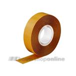 2-zijdige plakband 19 mm x 10 m transparant