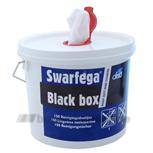 Deb Swarfega handreiniger tissues black box