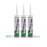 Zwaluw Elast-O-Rub 310 ml koker transparant