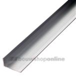 Aluminium Hoek 300CM 30x20x2MM