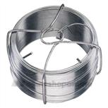 Pashook ijzerdraad gegalvaniseerd 1.1 mm nr.6 (50m)