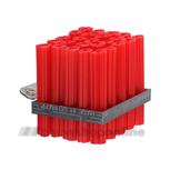muurpluggen Expandet 6 x25mm 25d. rood