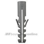 Don-Quichotte pluggen 5 mm[100x] - nylon NP 5