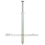 Don-Quichotte speedpluggen met nagel 6x55 mm[200x] SP >25<