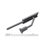 Dulimex vensterbankdrager 180 mm wit DX-ES 6818B
