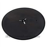 GB isolatie-klemringen 80 mm [1.000x] zwart