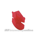 GB isolatie-Uniclip 65/75mm rood 341300.0250