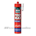 Bison Professional PolyMax High Tack wit 290 ml koker 1490909