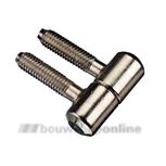 axa kastpaumelle vernikkeld 11mm voor opdek 1165-01-37