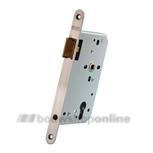 Nemef centraal insteek deurslot 60 mm draairichting 2 649/37