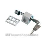 axa 3011-00-68le bijzetslotje gelijksluitend wit