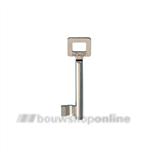 Nemef sleutel (bontebaard) 1250