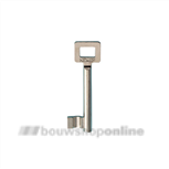 Nemef sleutel (bontebaard) 1300