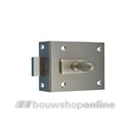Nemef voordeurschuif aluminium 65x90 mm 2500-4