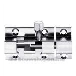 dulimex profielgrendel verchroomd 60x25 mm dx-drg 760b