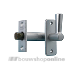 Nemef insteekgrendel aluminium 50 mm (f-1) 2600-4