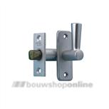 Nemef insteekgrendel aluminium 35 mm (f-1) 2600-4