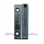 axa 3307-85-64e sluitplaat vlak voor raamboompje draairichting 3-4